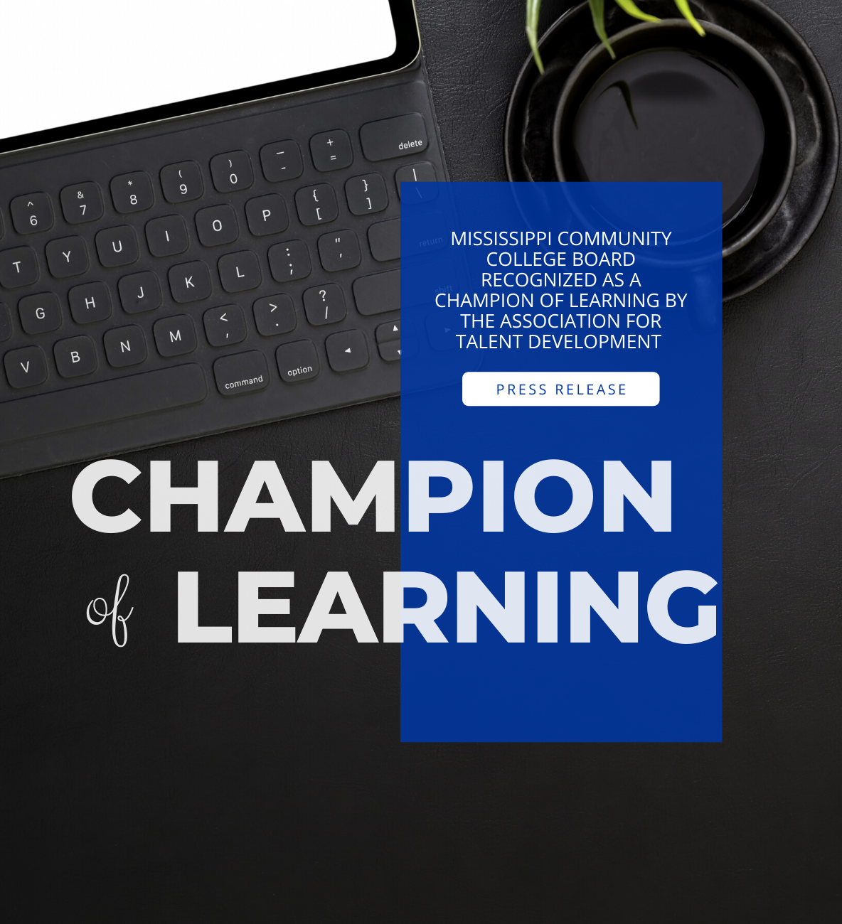 Champion of Learning
