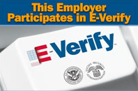 This Employer Participates in E-Verify